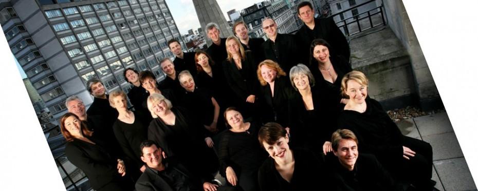 The BBC Singers, direction, David Hill, le 19 octobre 2008, abbatiale de Neuwiller