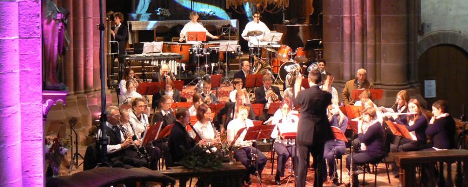 Orchestre d'harmonie de Bouxwiller, dir. André Ackermann