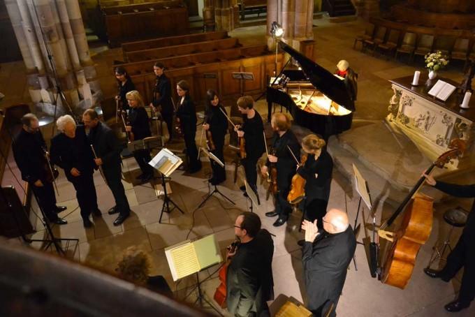 La Follia, Orchestre de chambre d'Alsace