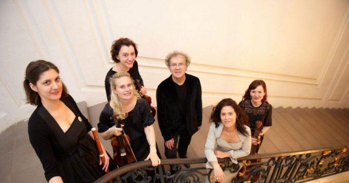 Le Parlement de Musique - Lecture de textes et œuvres musicales contemporaines du philosophe Denis Diderot.