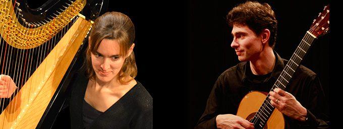 «Duo Iridescence» Rencontre de la Musique française et espagnole