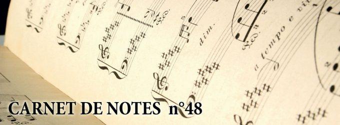 Carnet de Notes 48